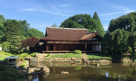 shofuso japanese house and garden shofuso japanese house garden in philadelphia pa groupon