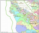 San Mateo, CA Zip Codes - San Mateo County Zip Code ...