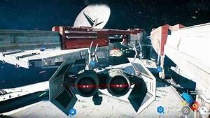 STAR WARS BATTLEFRONT 2 Starfighter Assault Gameplay ...