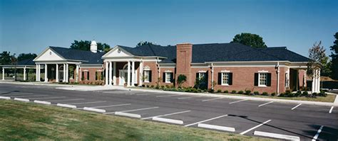 funeral home and memorial gardens