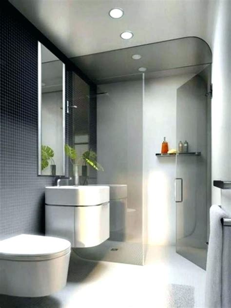 Small Modern Bathroom Ideas Uk by Applying The Impression Minimalist And Simple In Modern