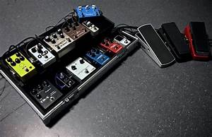 My Pedalboard And  1 Stratocaster
