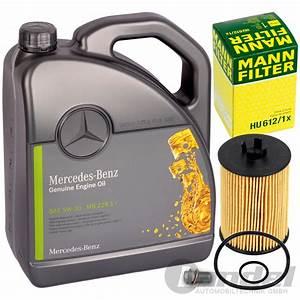 Mercedes Motoröl Freigabe : original mercedes 5w30 l mann lfilter a b klasse w169 ~ Jslefanu.com Haus und Dekorationen