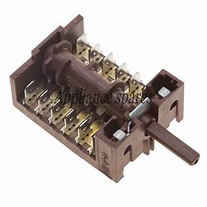 Defy Multifunction Oven Selector Switch 7la Gottak 063133