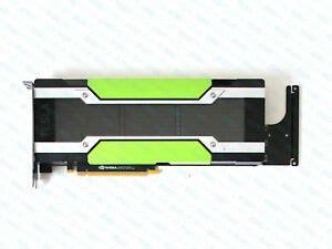 nvidia tesla p40 nvidia tesla p40 24gb passive cuda gpu pcie accelerator card ebay