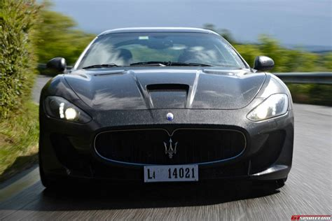 maserati granturismo 2015 2015 maserati granturismo to preview new styling direction