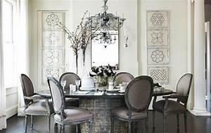 miroir salle a manger espace equilibre energie With miroir pour salle a manger