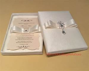 16 wonderful wedding box invitations you must see With wedding invitation cards in a box