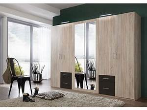 Armoire 6 Portes 4 Tiroirs Fly Chenelave