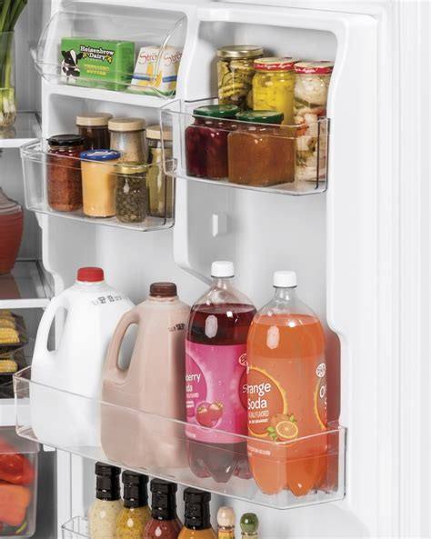 ge gtsksnrss    cu ft top freezer refrigerator garage ready stainless steel