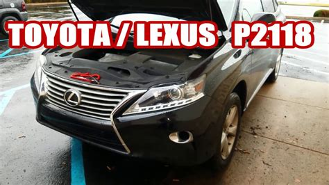 ls r us locations lexus rx350 p2118 wont accelerate etcs also fuse box