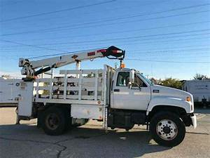 Gmc C6500 Imt Crane Material Crane  2002    Utility