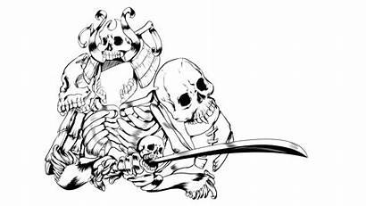 Skull 4k Artwork Evil Wallpapers Dark Creative