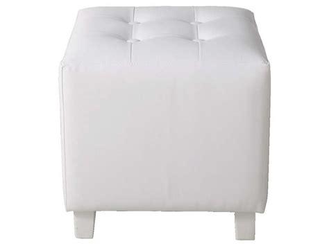 conforama housse de canapé pouf louis coloris blanc vente de pouf conforama
