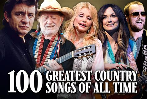 100 Greatest Country Songs of All Time - Rolling Stone