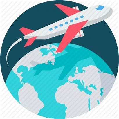 Business Travel Icon Vacation Holidays Tour Plane