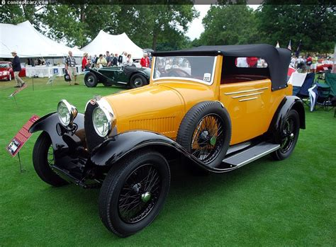 Auction Results And Data For 1930 Bugatti Type 40