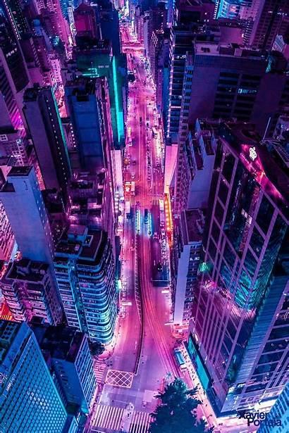 Neon Aesthetic Wallpapers Vaporwave Backgrounds Wallpaperaccess Portela