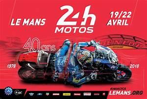 Date Des 24h Du Mans 2018 : 24 heures motos 2018 quelle affiche aco automobile club de l 39 o ~ Accommodationitalianriviera.info Avis de Voitures