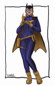 Batgirl New 52 by SCANNER9 on DeviantArt