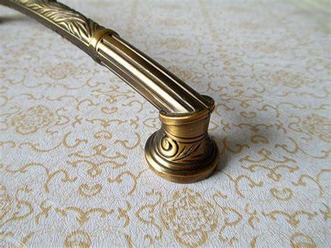 brass kitchen cabinet handles dresser pull drawer handles pulls knobs antique brass