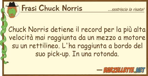 chuck norris record barzelletta chuck norris detiene il record per la pi 249