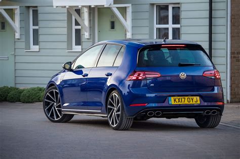 volkswagen golf vw golf r review and performance pack by car magazine