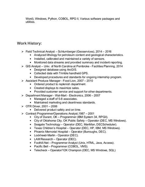 Gis Resume Summary by Gis Analyst Resume