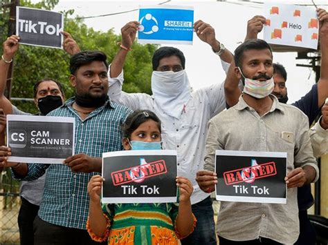 Banned from India, Tiktok Faces Expulsion from Pakistan ...