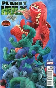 Planet Hulk (2015) comic books
