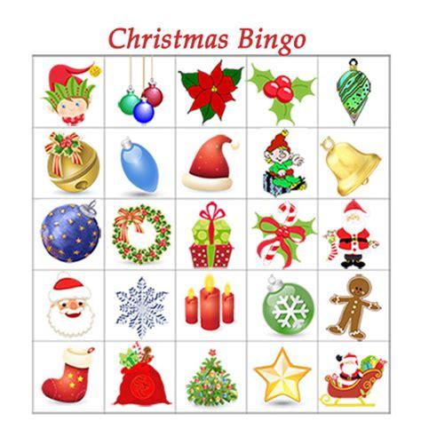 christmas bingo printable christmas tree farm
