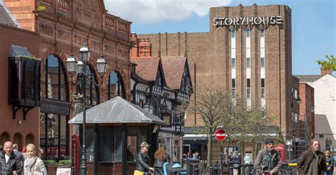 chester storyhouse opens what this means for chester michael Storyhouse