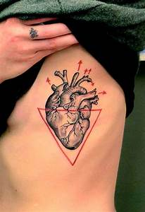 These are the 25 most artistic and original heart tattoos ...