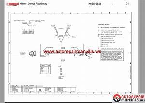 Kenworth Truck T800 Diagram Full