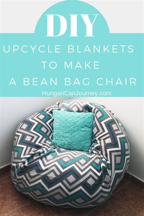 bean bag chair    blankets