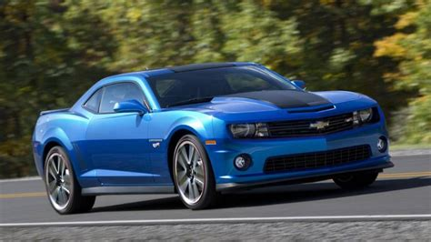 2013 Chevrolet Camaro Ss Hot Wheels Edition Review Notes