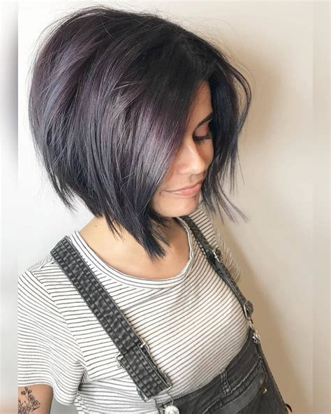 flattering inverted bob haircuts craft  maniac