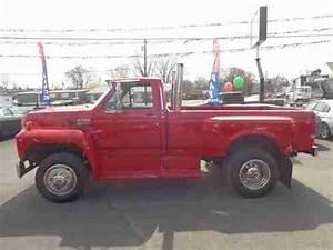 Buy Used 1989 Ford F700 Medium Heavy Truck Custom Cab 6 6