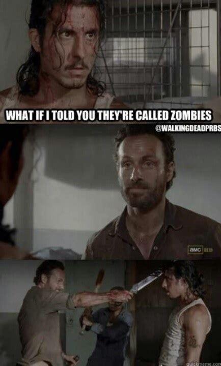 T Dogg Walking Dead Meme - don t call the zombies zombies lol lololololololol ect pinterest walking dead