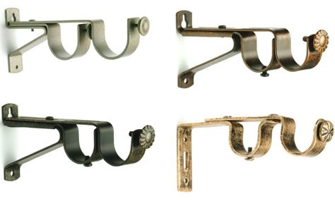 kmart curtain rod brackets ceiling curtain rod brackets elhouz