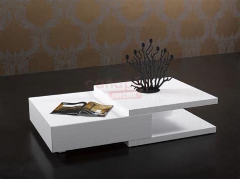 housse de canapé en table basse blanche pas cher