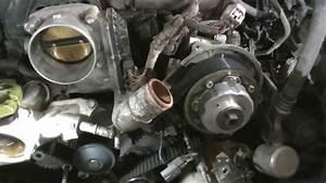 Toyota 4 7 V8 Landcruiser Timing Belt And Water Pump Job