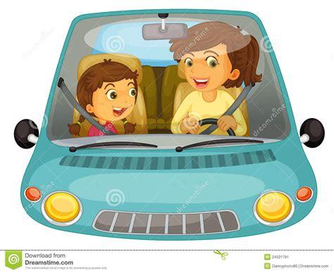 Driving Stock Vector. Illustration Of Seatbalt, Girl