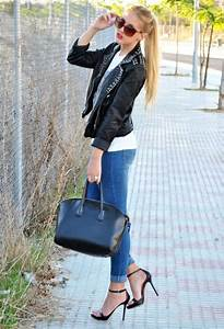 Cool Leather Jacket Designs 22 Brilliant Outfit Ideas With Leather Jacket Fashionsy Com