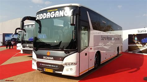 scania indias  bus factory team bhp