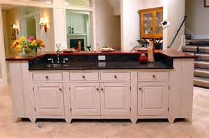 two tier kitchen island two tiered kitchen island ideas