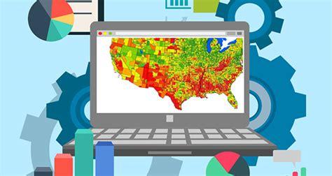 gis spatial analytics market touch billion