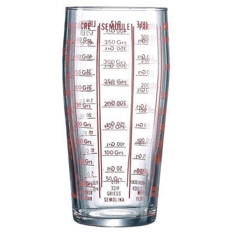 ustensile de cuisine en p verre doseur 58 cl 1031895 achat vente verre doseur bol patissier sur maginea com