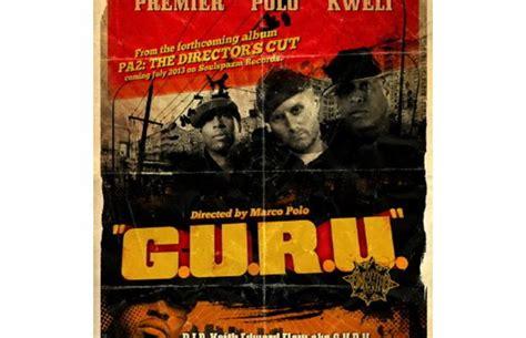 "Marco Polo ""guru"" Feat Talib Kweli & Dj Premier"