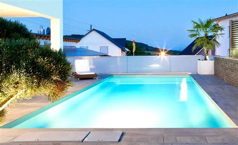 Gartenpool  Outdoorpools  Desjoyaux Pools